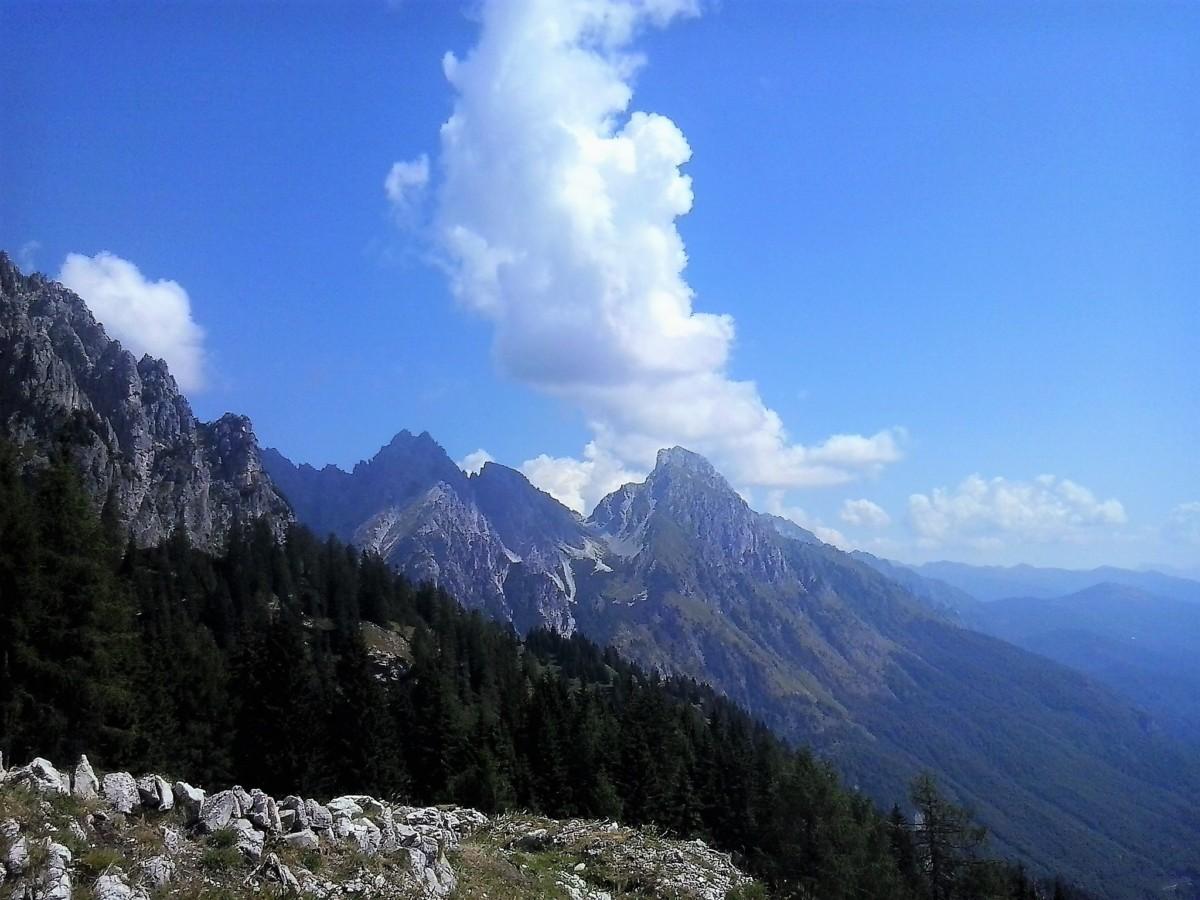 Anello Passo Elbel dalla Val Pesarina