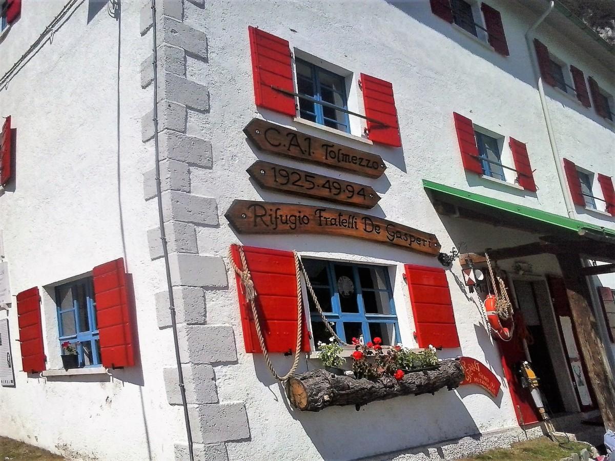Rifugio alpino Fratelli De Gasperi