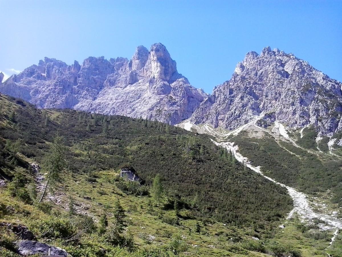 Forni di Sopra – Rifugio Flaiban Pacherini da Forni di Sopra