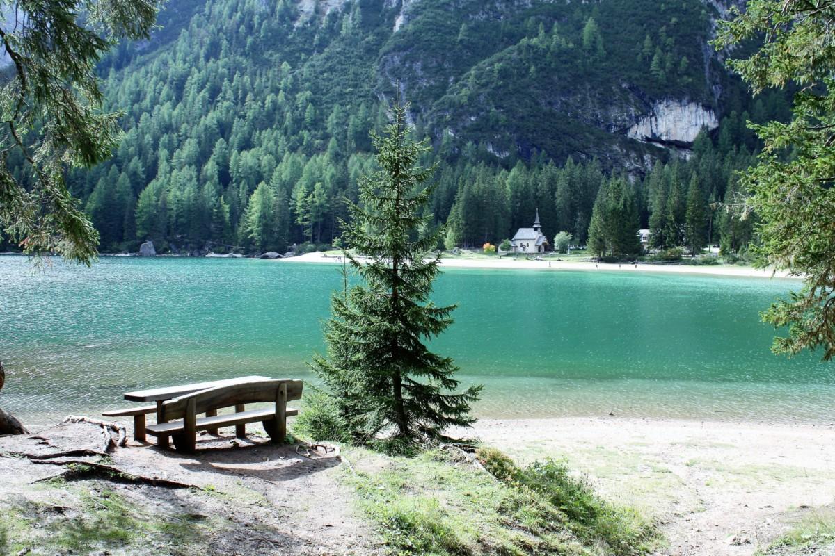 Lago di Braies – (BZ)- Trentino Alto Adige