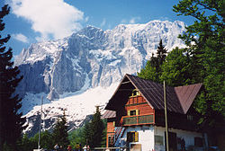 Rifugio alpino Fratelli Grego