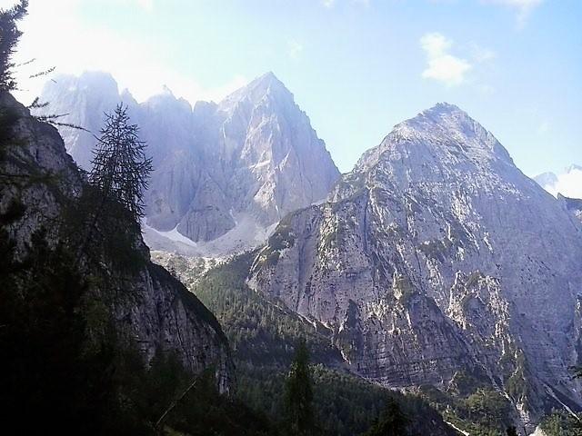 Valbruna – Sella Prasnig – Rifugio Pellarini