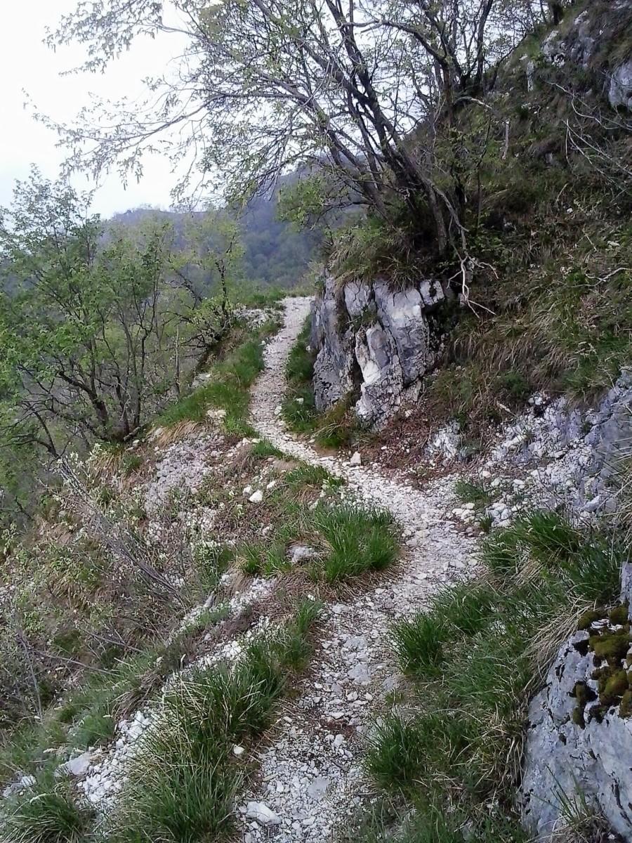 Anello del Monte Glemina da Gemona