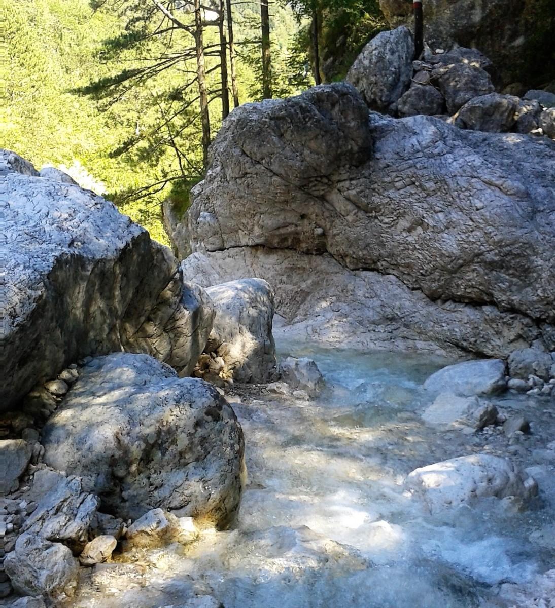 Anello del Rio Serai da Borgo Povici