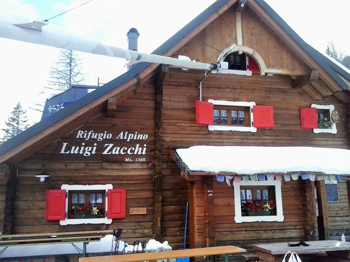 Rifugio alpino Luigi Zacchi