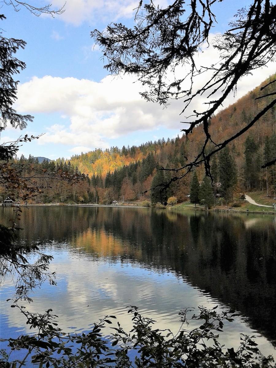 Laghi di Fusine – Alpi Giulie (UD)