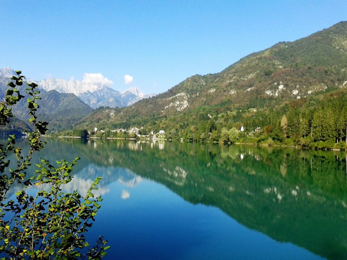 Lago di Barcis – Alpi Carniche (PN)