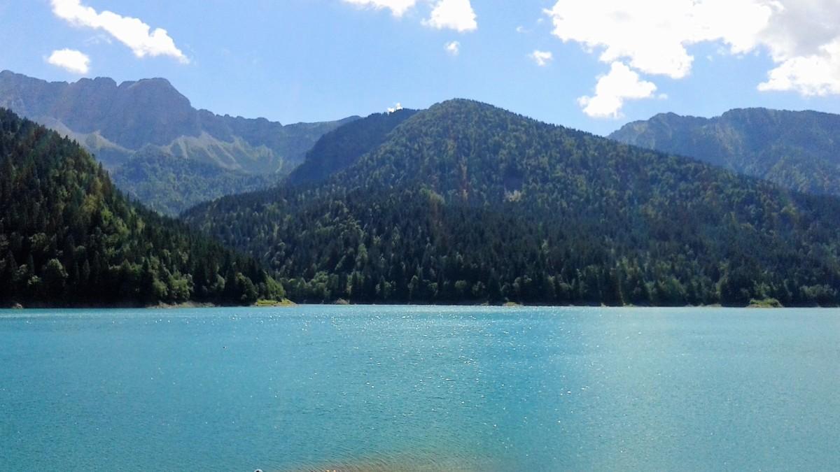 Lago di Sauris – Alpi Carniche (UD)
