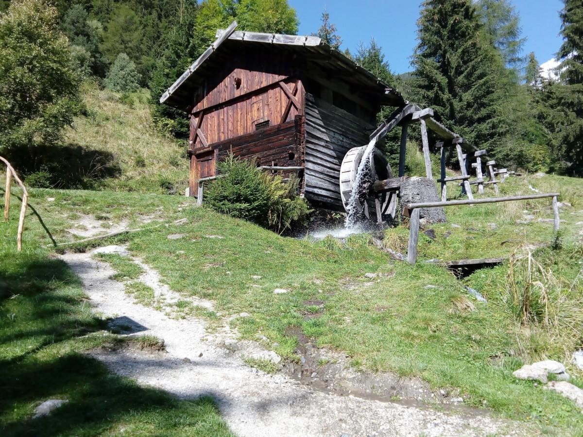 Sentiero dei mulini – Terento (Terenten)
